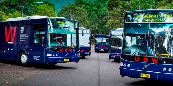 Transport Study Abroad Exchange UOW