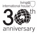 International House alumni - 30th logo squar
