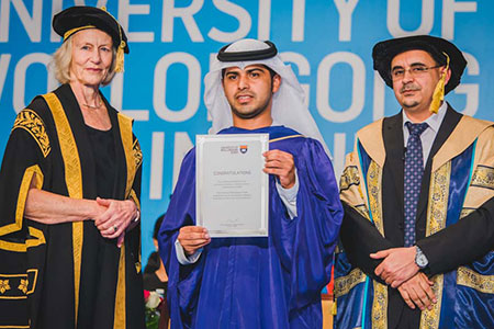 UOWD_Ahmed Mohamed Mohamed Obaid Almuhallabi_Graduation 2016