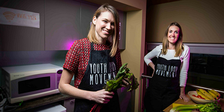 Youth Food Movement - stories