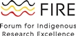 Forum for Indigenous Research Excellence Logo