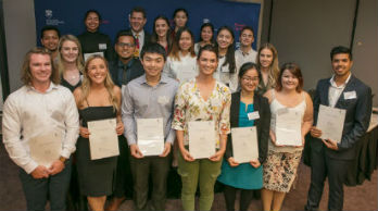 2016 Business Student Awards
