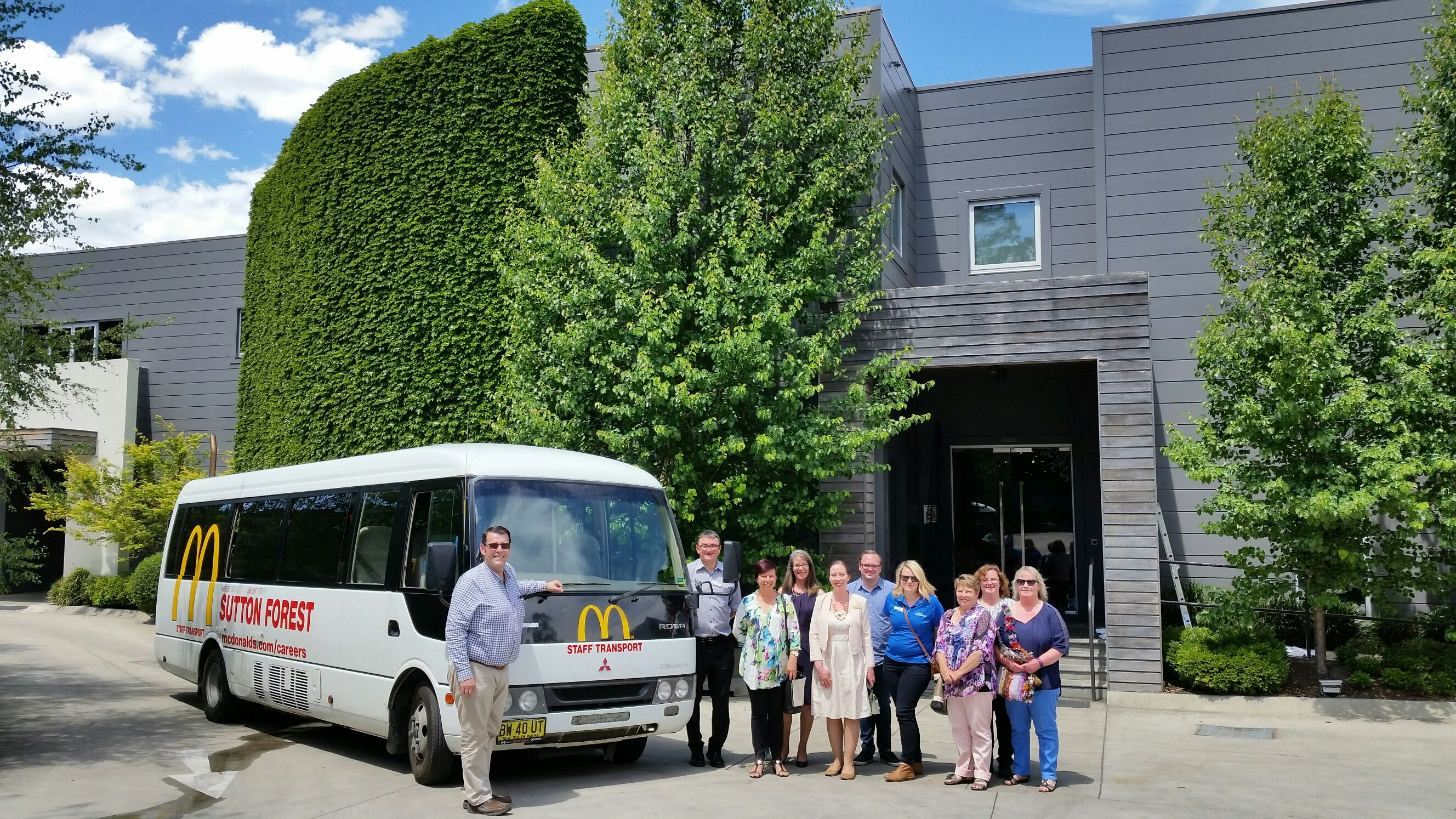 Southern Highlands Industry Tour 2016