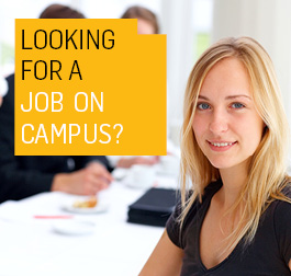 Jobs on Campus- home page