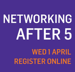Networking After 5 spotlight