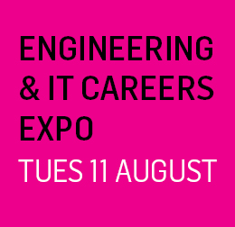 EIS Careers Expo home tile