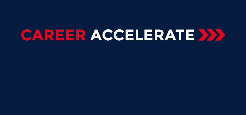 Career Accelerate Home Banner