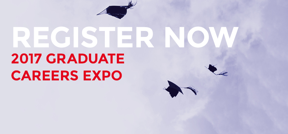 Graduate Careers Expo Home Banner