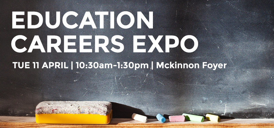 Education Careers Expo Home Banner
