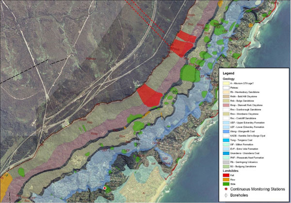 Landslide Research GISBased Inventory Engineering and