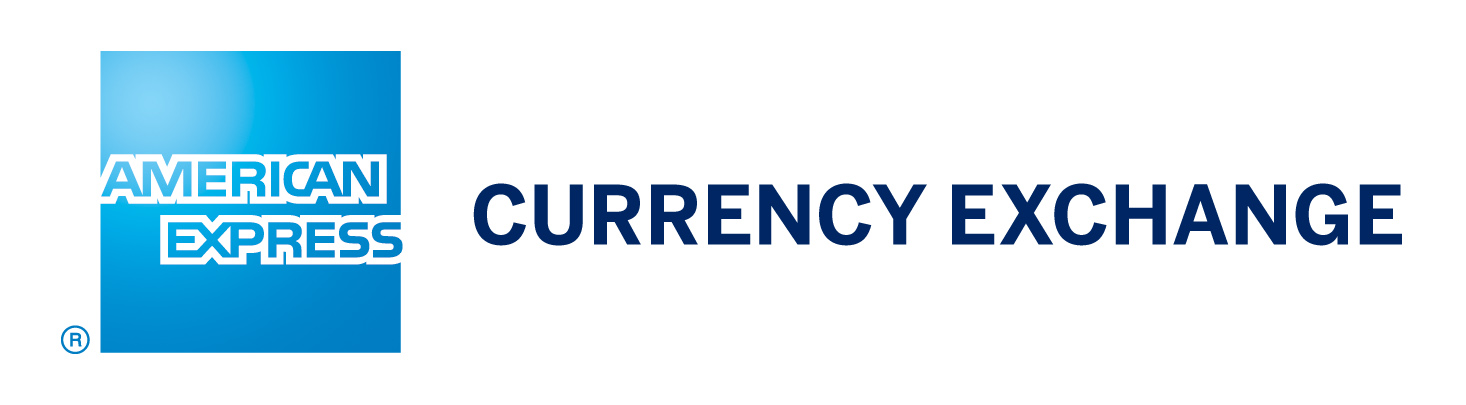 AMEX Currency Exchange Logo