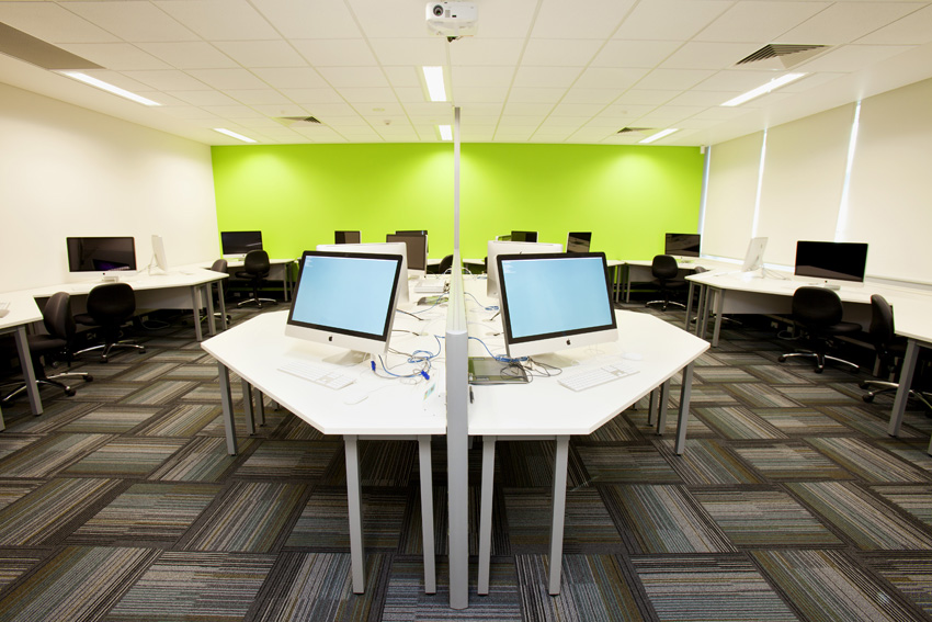 English Classroom Design Ideas ~ Digital media centre school of the arts english and