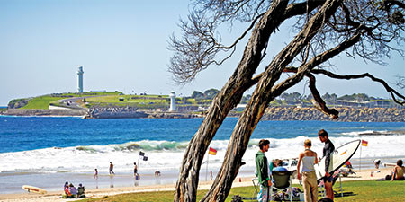 Discover The Gong Beach Tour