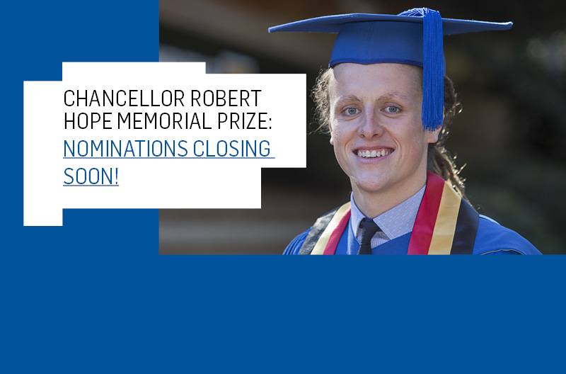 Robert Hope Memorial Prize Nominations Closing