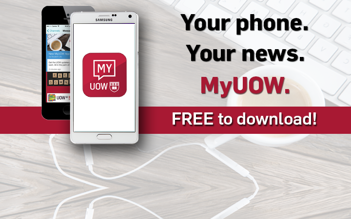 MyUOW Android & IPhone