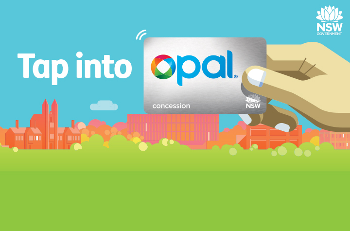 how to get an opal student card