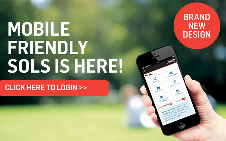 SOLS Mobile Friendly Is Here