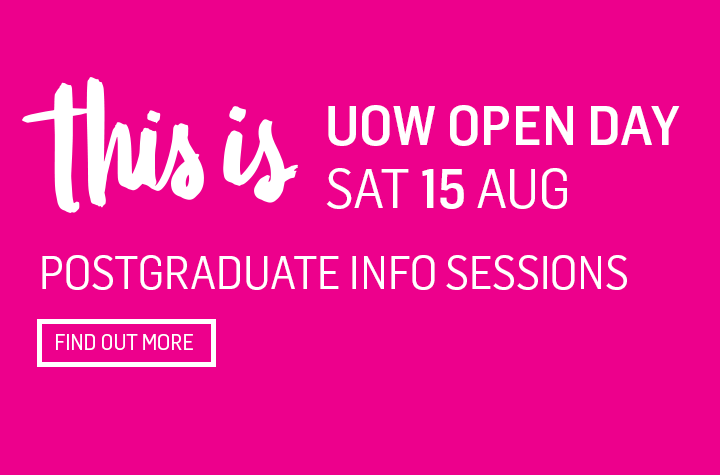 UOW Open Day Current Students