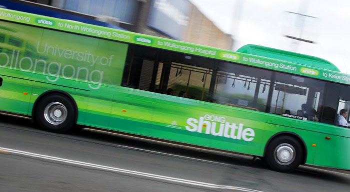 Gong Shuttle Petition