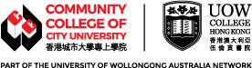 Community College of City University logo