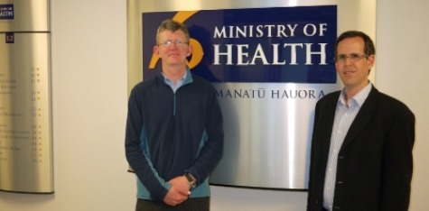 NIASRA and New Zealand Ministry of Health