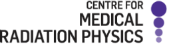 Centre of Medical Radiation Physics Logo Homepage