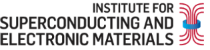 Institute for Superconducting and Electronic Materials Logo Homepage