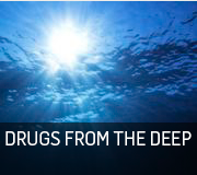Drugs from the deep 180 by 160