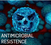 Antimicrobial Resistance 180 by 160
