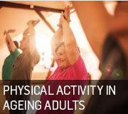 Increasing physical activity in aging adults 180 by 160