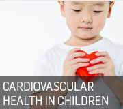 Assessing future cardiovascular risk in children icon