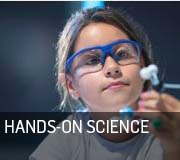 Hands on Science Icon