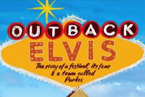 Outback Elvis Book Cover
