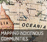 Mapping local indigenous communities icon