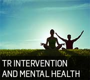TR intervention and mental health icon