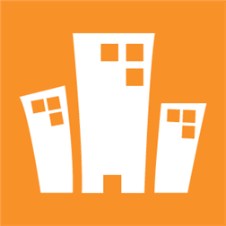Lost on Campus App Icon - Buildings