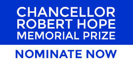 Robert Hope Memorial Prize Web Sticky