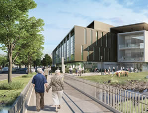 Health and Wellbeing Precinct  - thumb
