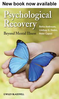 Psyc Recovery book cover