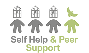 Self Help & Peer Support logo