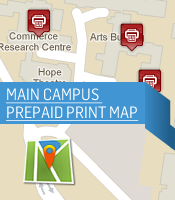 Pre Paid Print - Campus Device Locations