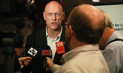 UOWTV with Peter Garrett
