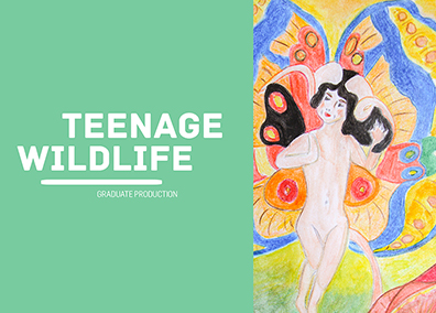 Teenage Wildlife Production Image