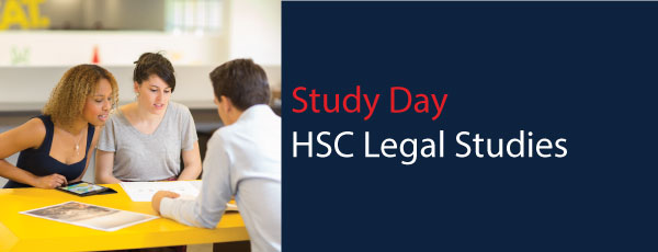 Legal Studies HSC Study Day - Law, Humanities and the Arts @ UOW