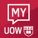 Check out the MyUOW phone app