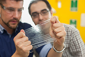 UOW researchers to develop next generation condom