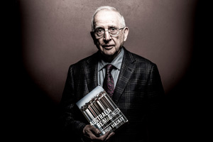 Hugh Mackay Book Launch Front Page