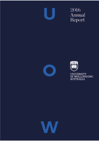 2015 UOW Annual Report