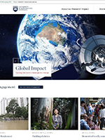 Research Impact website