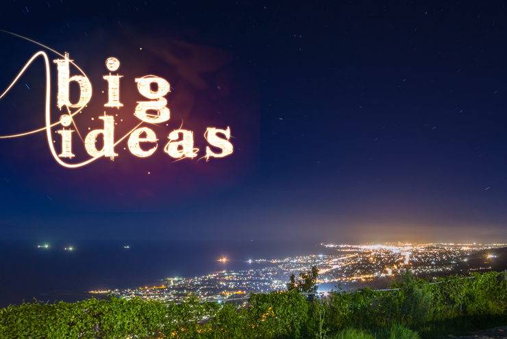 Big Ideas banner